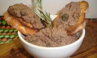 Crostino Toscano Vegano